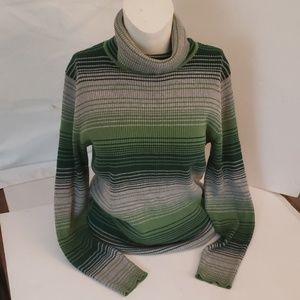 Relativity Cotton Turtleneck Sweater